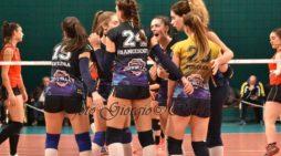 Pallavolo femminile serie D: sfida a Roma contro il Volleygroup per la Giò Volley Aprilia.