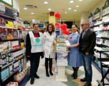 19esima Giornata di Raccolta del Farmaco: 790 i farmaci raccolti ad Aprilia nelle 8 farmacie aderenti.