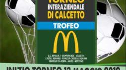 Torneo Interaziendale 2019 di calcetto ad Aprilia: aperte le iscrizioni per la 22esima edizione.