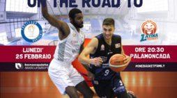 Basket maschile serie A2:  Latina affronta Agrigento nel posticipo di lunedì.