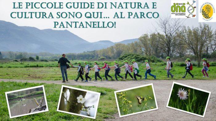 Natura E Benessere Le Piccole Guide Del Parco Di Pantanello Nel Progetto Pilota Nazionale Radio Studio 93 Solo Belle Canzoni