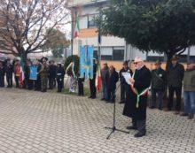 """Aprilia – Cerimonia per i caduti senza sepoltura, """"Al mondo serve il coraggio dei giovani"""""""