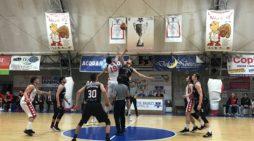 Basket – La Virtus Aprilia tiene duro contro Civitavecchia