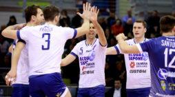 Superlega – Latina perde al tie-break con Ravenna