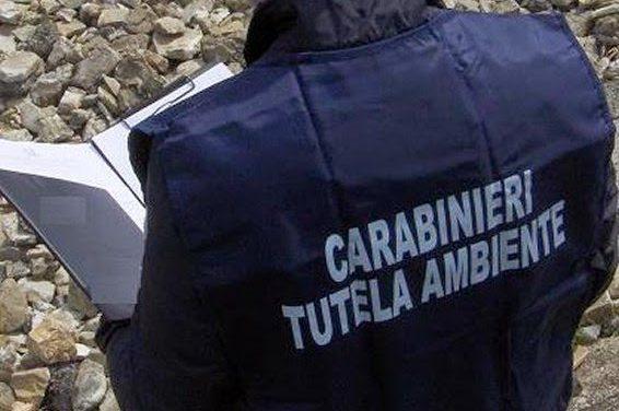 Traffico illecito di batterie esauste, indagini anche ad Anzio