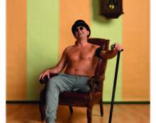Nuova Pelle, la mostra fotografica del pontino Martino Cusano