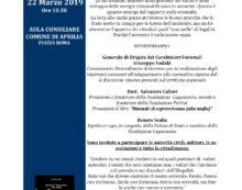 """""""Parlando di Legalità"""": in Aula Consiliare ad Aprilia questo venerdì la nona edizione del convegno."""