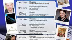 """Domenica 24 marzo nuovo appuntamento con il """"Festival Fiati Albano""""."""