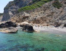 Un rifugio marino sull'isola di Zannone