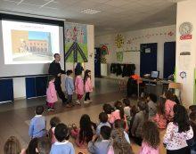 Educazione Stradale, coinvolti 80 bimbi della scuola Zona Leda