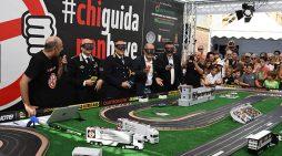 """A Latina la campagna """"chiguidanonbeve"""" per informare sulle conseguenze dell'omicidio stradale"""