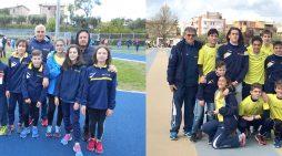 La Runforever Aprilia ai Campionati di Società Interprovinciali di Atletica Leggera Giovanile.
