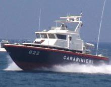 Sequestrata al largo di Ponza una rete da pesca abbandonata, pericolosa per la navigazione.