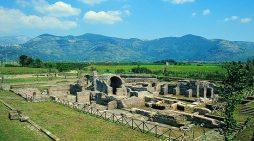 Visite guidate gratuite a Pasquetta nell'area Archeologica Privernum.