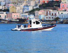 Avaria alla barca, due turisti francesi salvati dai carabinieri a Ponza