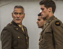 Il Museo Piana delle Orme di Borgo Faiti, a Latina, sul set della nuova serie tv di George Clooney in uscita oggi su Sky.
