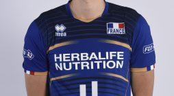 Il francese Jean Patry è il nuovo opposto della Top Volley Latina.