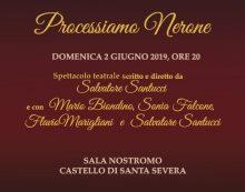 Processiamo Nerone, lo spettacolo da Anzio va in scena a Santa Severa