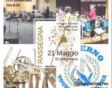 """In 600 a Fossanova per il Concorso Musicale Nazionale """"Carlo Cicala""""."""