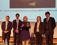 Alla Regione Lazio il premio Cultura + Impresa 2018/2019