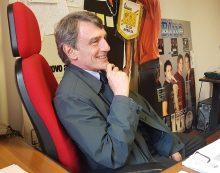 Media locali e difesa di diritto d'autore, l'europarlamentare David Sassoli ad Aprilia