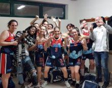 Basket femminile, anche il derby di ritorno contro la Bull Basket Latina è della Virtus Aprilia.