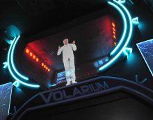 A Cinecittà World grande successo per Volarium: inaugurato il cinema volante.