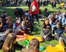 24 maggio #GNE2019 a Frascati: un palco dei giovani per #NonAbbocco e #clima
