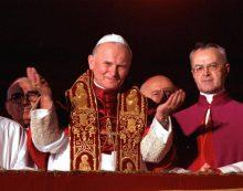 Formia, arriva la reliquia di San Giovanni Paolo II