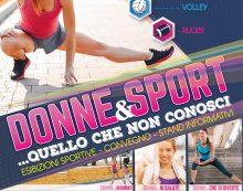 """Questa domenica 16 giugno ad Aprilia la prima edizione della """"Festa dello Sport femminile""""."""