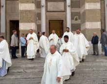 LATINA – Il vescovo Crociata comunica le nuove nomine di parroci.