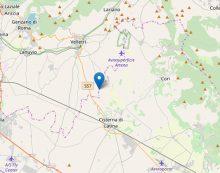 Avvertita una lieve scossa di terremoto, epicentro a Cisterna.