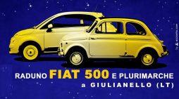 A Giulianello il X Raduno 500 e Plurimarche