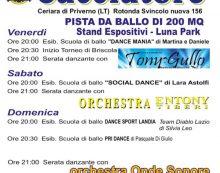 PRIVERNO – Torna la festa del Cacciatore: musica, gastronomia e solidarietà.