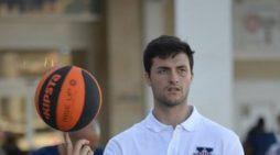 Il Minibasket alla Virtus Aprilia raccontato dall'Istruttore Ugo Pesci.