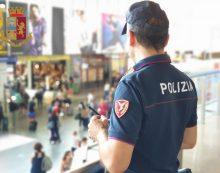 Stazioni sicure, i controlli della Polfer: multe e denunce