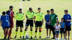 Calcio, Eccellenza – L'Anzio bloccato in casa dall'Aranova