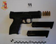 Spari di pistola dopo una furiosa lite in famiglia: la Polizia arresta un 40enne di Velletri.