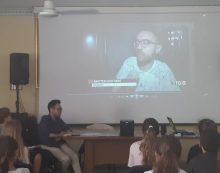 """""""La diversità è un arricchimento, non un limite"""", Matteo Chittaro parla con i ragazzi della Matteotti di Aprilia"""