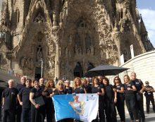 La Corale Polifonica Città di Anzio incanta Barcellona