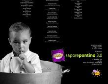 """A """"Il Focarile"""" di Aprilia questa domenica 22 Settembre l'edizione 3.0 di Saporepontino""""."""