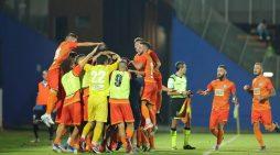 Calcio – Serie D – L'Aprilia batte Arzachena in trasferta 1-0