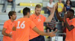 La Top Volley Latina di nuovo in campo per gli allenamenti