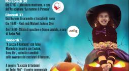 Ai Sedici Pini di Pomezia arriva Halloween