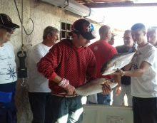 """Nelle acque di San Felice Circeo questa domenica va in scena il XXIV trofeo di pesca a traina """"Umberto Bossoli""""."""