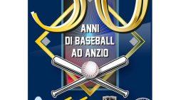 """Domenica 20 Ottobre allo stadio """"Renato Reatini"""" di Anzio festa per i """"50 anni di Baseball"""" in città."""