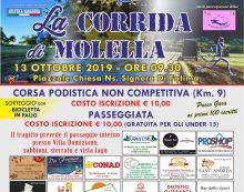 "Sport e natura, questa domenica a Sabaudia torna la ""Corrida di Molella""."