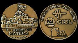 A Matera, una medaglia per il maestro apriliano Colagrossi