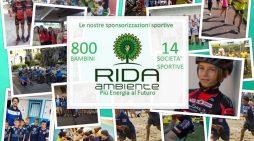 """Rida Ambiente: """"L'impegno per lo sport per dare più energia al futuro"""""""