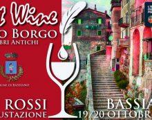 """Sabato 19 e domenica 20 Ottobre a Bassiano torna """"Best Wine""""."""